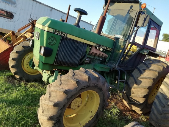Tractor John Deere Modelo 3350