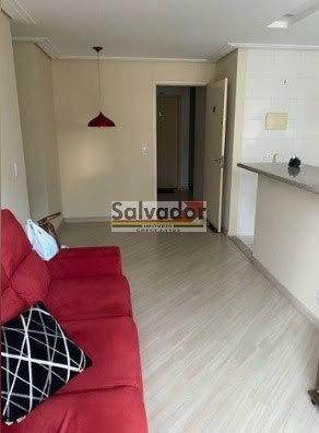 Imagem 1 de 11 de Apartamento Na Av Dos Ourives - Parque Bristol - São Paulo - 8884