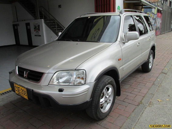 Honda Cr-v Crv-rvi