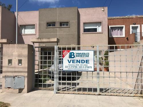 Real Oportunidad!! Escucha Oferta Venta Excelente Duplex En Barrio Colinas De Peralta Ramos - 4 Amb. Con Parque —retasado —