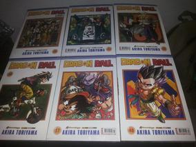 Dragon Ball Pacote C/ 6 Ediçoes