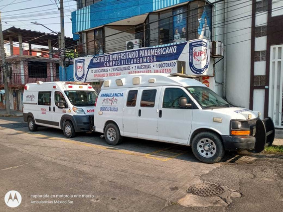 Ambulancia Ford Transit 2.2 Pasajeros Corta Aa Custom Mt