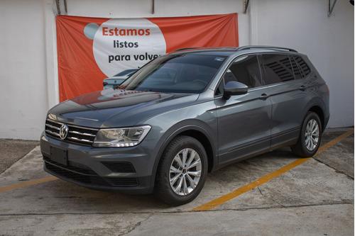 Imagen 1 de 6 de Volkswagen Tiguan Trendline  Plus Tsi 1.4l Dsg L4  150  2018