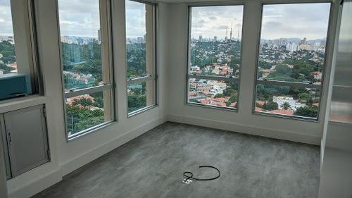 Conjunto Para Alugar, 78 M² - Higienópolis - São Paulo/sp - Cj0166