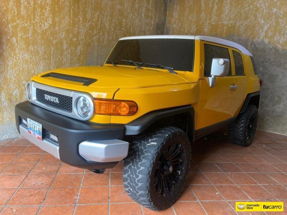 Toyota Fj Cruiser-sincrónica