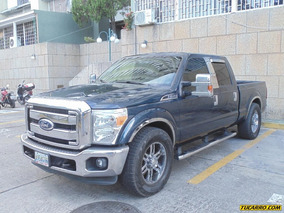 Ford F-250 Doble Cabina Xlt - Automatico