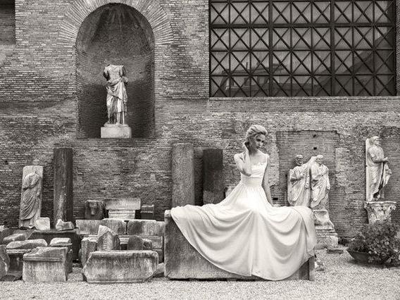 Thermae Diocletiani, Rome - Lamina De 70 X 50 Cm