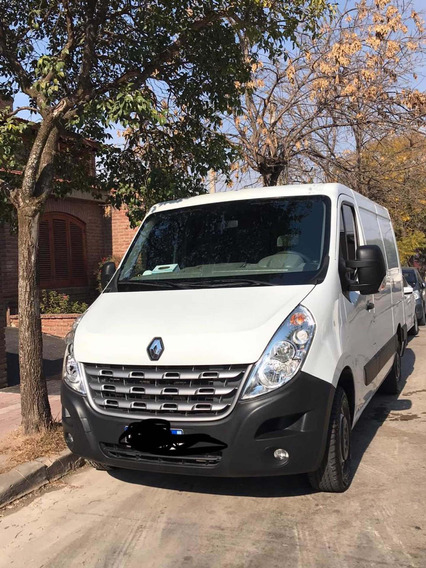 Renault Master 2017 2.3 L1h1 Aa