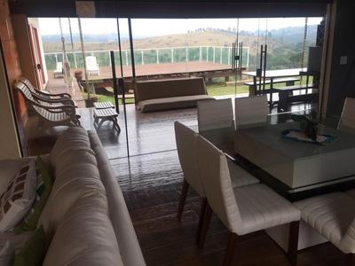 Casa Em Condomínio Campos De Santo Antônio Ii, Itu/sp De 294m² 4 Quartos À Venda Por R$ 950.000,00 - Ca231417
