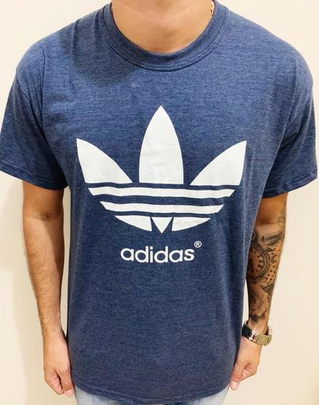 Kit 10 Camisetas Fio 30.1 (100% Algodão) Malha Penteada