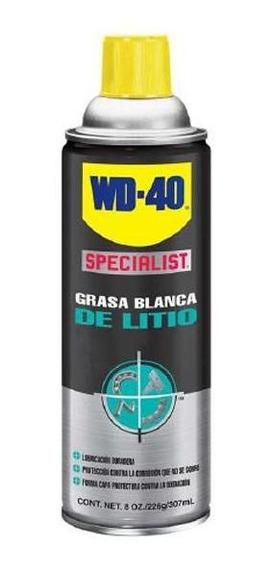 Grasa Blanca De Litio 8 Oz Wd-40 Specialist