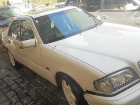 Sucata Mercedes Benz C280 V6 Para Peças