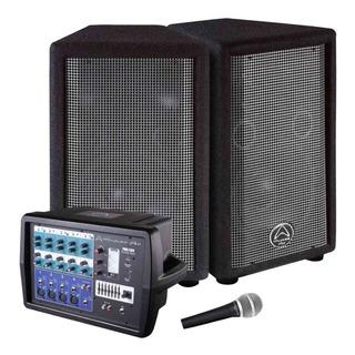 Set Amplificación Pmx 500 System Wharfedale - Envío Gratis