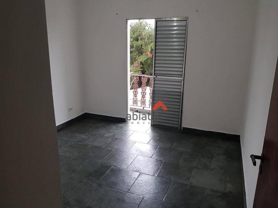 Casa Com 2 Dormitórios Para Alugar Por R$ 1.450,00/mês - Jardim Monte Alegre - Taboão Da Serra/sp - Ca0120