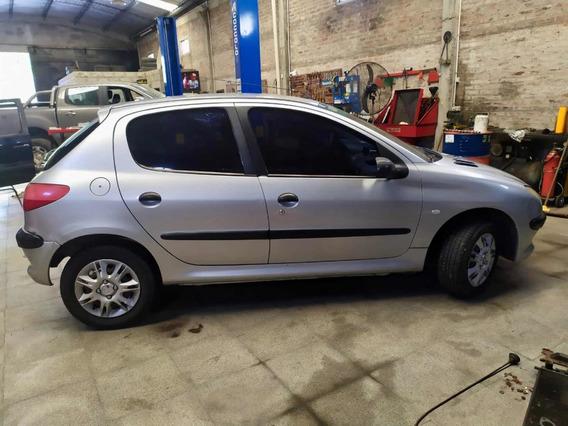 Peugeot 206 1.9 Xrd Premium 2004
