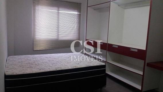 Apartamento Com 1 Dormitório À Venda, 25 M² Por R$ 215.000,00 - Jardim Chapadão - Campinas/sp - Ap1162
