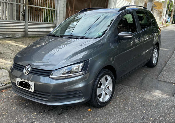 Volkswagen Spacefox 1.6 Trendline Total Flex I-motion 5p