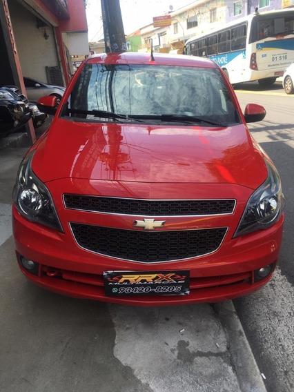 Chevrolet Agile Ltz 1.4 Flex Completo Impecavel Abs