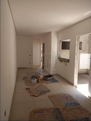 Imagem 1 de 20 de Cobertura Com 2 Dormitórios À Venda, 100 M² Por R$ 330.000,00 - Parque Oratório - Santo André/sp - Co4885