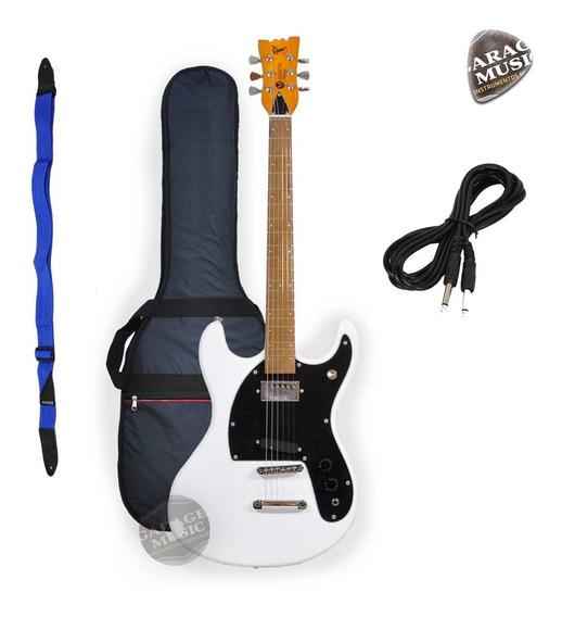 Guitarra Electrica Mosrite Ramones Faim Funda Correa Cable
