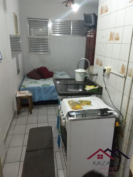 Apartamento Temporada - Sala Living - Frente Praia - 3370