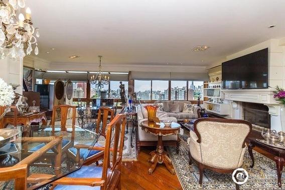 Apartamento Em Petrópolis Com 3 Dormitórios - Lu431125