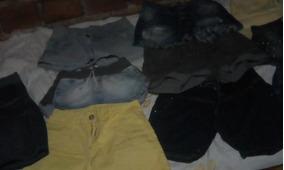 Shorts, Bermudas E Calças