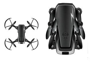 Mini Dron Plegable Color Negro Ev9815