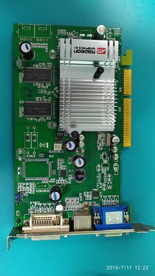 Tarjeta De Video Ati Radeon R9550 256mb Ddr Agp