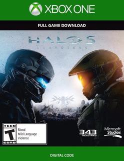 Halo 5: Guardians Xbox Codigo Entrega Inmediata