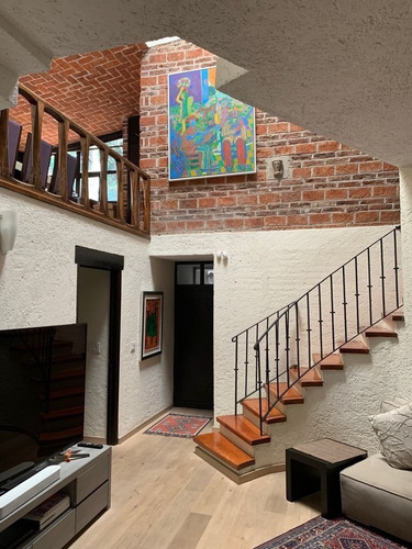 Imagen 1 de 14 de Huixquilucan Preciosa Casa De 3 Niveles