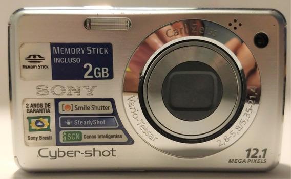 Câmera Sony Dsc-w210