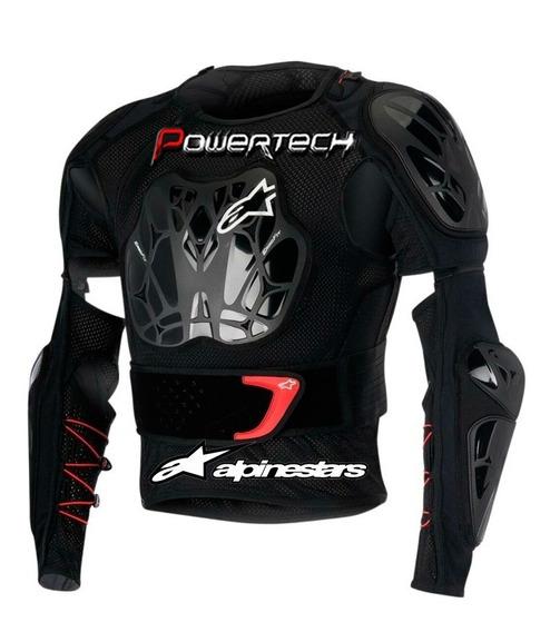 Pechera Armadura Motocross Alpinestar Bionic Tech Cuotas