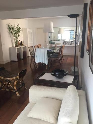 Apartamento Com 3 Dormitórios À Venda, 160 M² Por R$ 1.800.000 - Itaim Bibi - São Paulo/sp - 14556