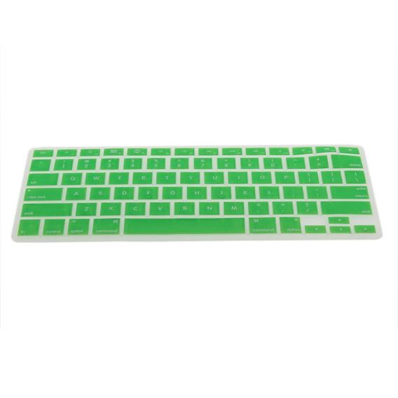Caso Cobertura Pele Teclado Silicone Para Macbook 13.3