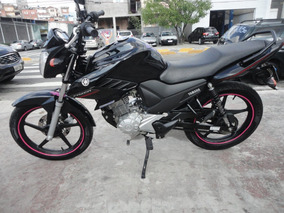 Yamaha Ys150 Fazer Ed 2014 Preta
