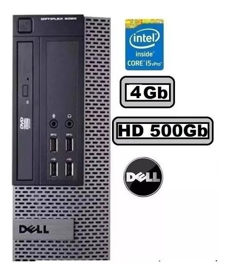 Promoção 2 Cpu Dell Mini 9020 Intel Core I5
