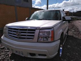 Cadillac Escalade Ext 6.0 V8 Paq A At Totalmente Original