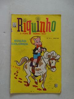 Riquinho Nº 10! Rge Dez 1968!
