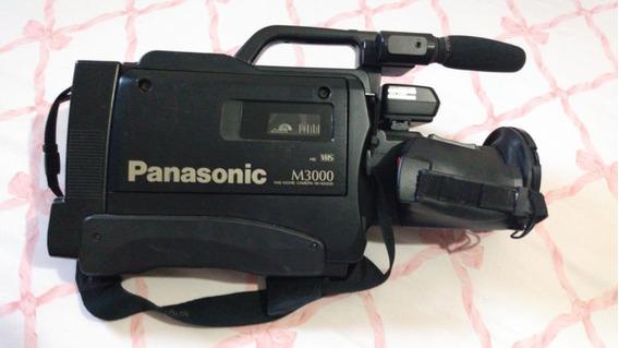 Filmadora Panasonic M3000 Completa No Estado Sem Bateria
