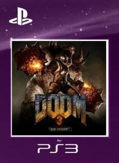 Doom 3 Bfg Edition Español Ps3