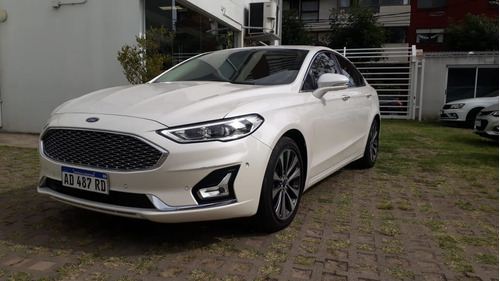 Ford Mondeo Titanium 2.0 Ecoboost At 2019