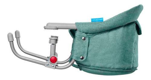 Cadeira De Alimentacao De Encaixe Click N Clip Azul