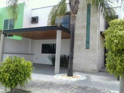 Casa En Renta En Lomas De Angelopolis 1 Cluster 101010