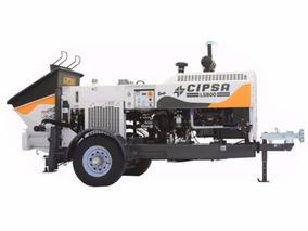 Bomba Para Concreto Cipsa Mayco Diesel Ls800p 124 Hp Usada
