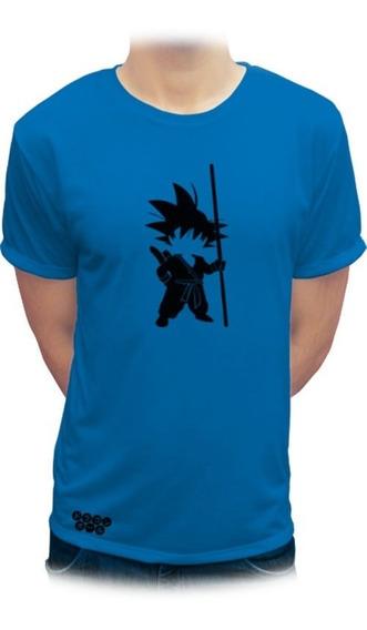 Dragon Ball - Goku - Vegeta - Krilin - Gohan / Playera