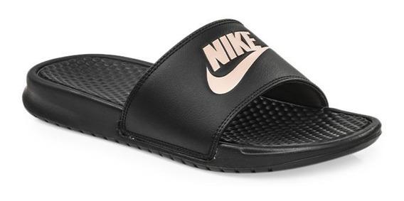 Ojotas Nike Benassi Jdi Ws 100% Originales Con Garantía