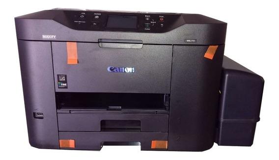 Impressora Canon Mb2710 Bulk Grande 2,5 L Tinta Rende 30 Mil