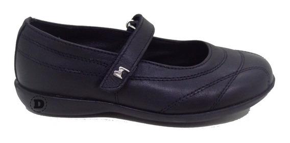 Zapatos Colegiales Marcel Nena Cuero Dreams Calzado Caballito M300