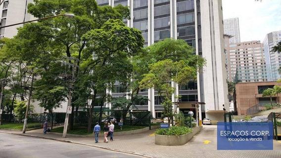 Conjunto Comercial Para Locação, 187m² - Brooklin - São Paulo/sp - Cj2099